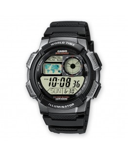 Reloj Casio Hora Mundial de...