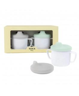 Tous Set de tazas bebé Cup