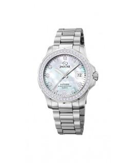Reloj Jaguar Señora de Acero