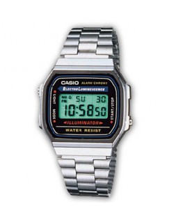 Reloj Casio Digital A168W