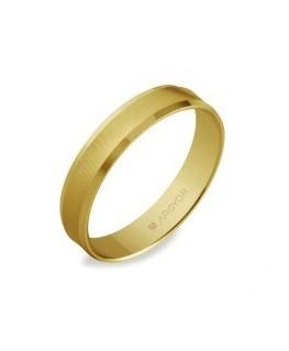 Alianza de boda de oro