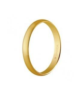 Alianza de boda oro 9 kilates